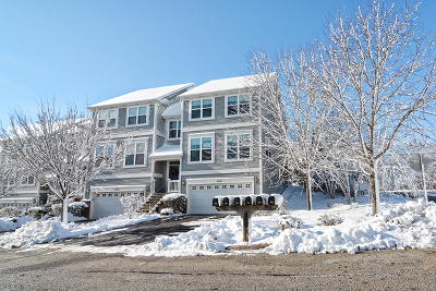 South Elgin Condo/Townhouse Contingent: 368 Hickory Lane