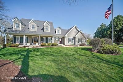 St. Charles Single Family Home Price Change: 7n870 Columbine