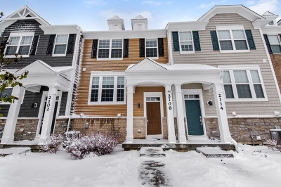 Glenview Condo/Townhouse For Sale: 2108 Dauntless Drive #41-3