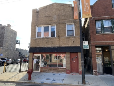 Multi Family Home For Sale: 2135 West Chicago Avenue