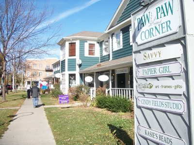 Naperville Commercial For Sale: 122 South Webster Street #202