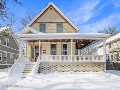 La Grange Single Family Home Re-Activated: 434 South Catherine Avenue