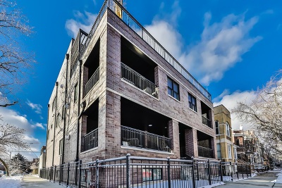 Condo/Townhouse For Sale: 900 North Hoyne Avenue #1N