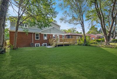 Riverside Single Family Home For Sale: 305 Desplaines Avenue
