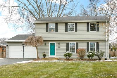 Wheaton Single Family Home For Sale: 1714 East Thomas Road