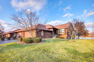 Orland Park Condo/Townhouse For Sale: 8900 Clearview Drive