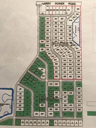 Bradley Residential Lots & Land For Sale: 4000 Larry Power Road