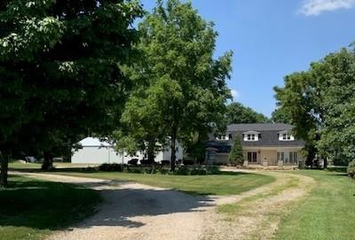 Morris Single Family Home For Sale: 10605 Tabler Road