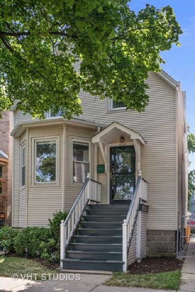 Single Family Home For Sale: 5359 North Bowmanville Avenue