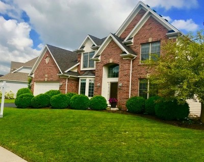 North Aurora Single Family Home For Sale: 817 Wingfoot Drive