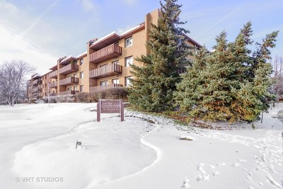 Highland Park Condo/Townhouse For Sale: 1795 Lake Cook Road #202