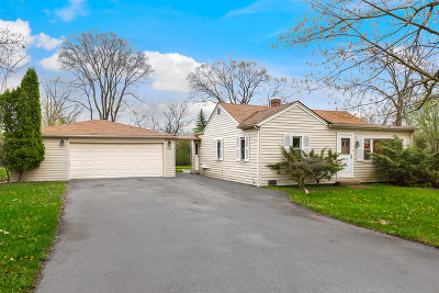 Northbrook Single Family Home For Sale: 455 Anthony Trail