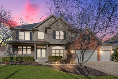 Naperville Single Family Home Price Change: 5664 Rosinweed Lane