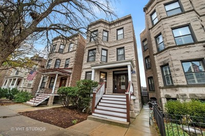 Chicago Multi Family Home Contingent: 1423 West Berwyn Avenue