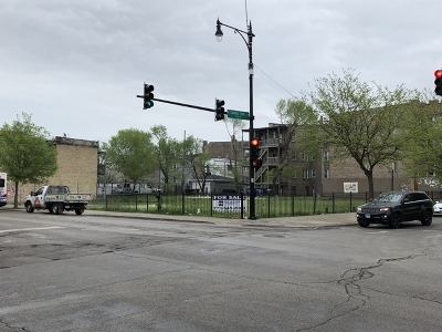 Chicago Residential Lots & Land For Sale: 3549 West Lawrence Avenue
