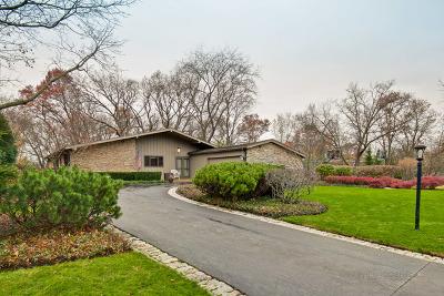 Lake Forest Single Family Home For Sale: 743 Morningside Drive