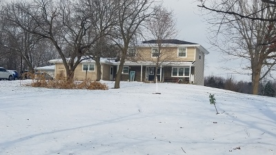 Mokena Single Family Home For Sale: 13036 West Maple Road