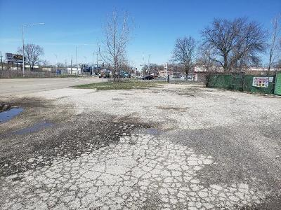 Cook County Commercial For Sale: 15927 Dixie Highway