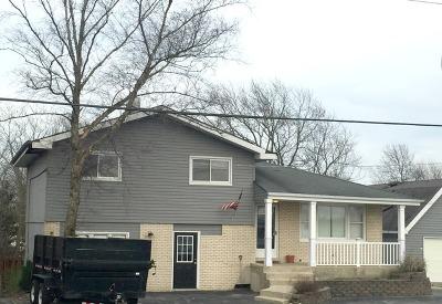 Homer Glen Single Family Home For Sale: 14631 South Bell Road