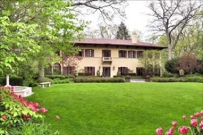 Lake Forest Single Family Home For Sale: 1000 East Illinois Road