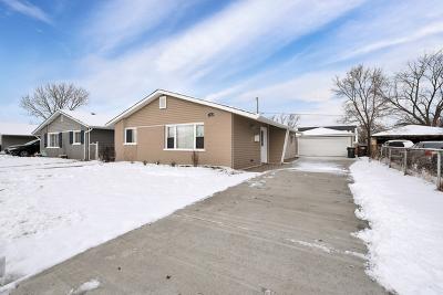 Oak Forest Single Family Home For Sale: 4428 West Adele Lane