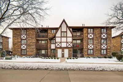 Chicago Ridge Condo/Townhouse Contingent: 10630 Ridgeland Avenue #3B