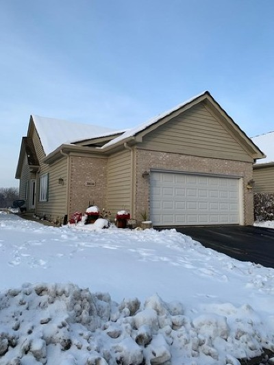 Antioch Condo/Townhouse For Sale: 39838 North Long Drive