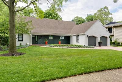 Naperville Single Family Home For Sale: 1013 Heatherton Drive