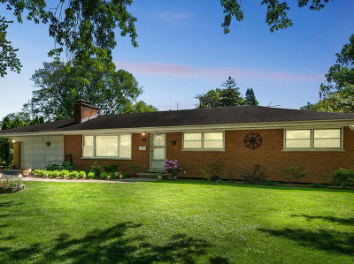 Northbrook Single Family Home For Sale: 303 Cottonwood Road