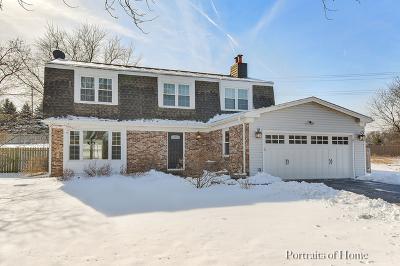 St. Charles Single Family Home New: 36w961 Sunrise Lane