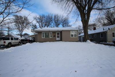 Harvard Single Family Home For Sale: 603 Garfield Street