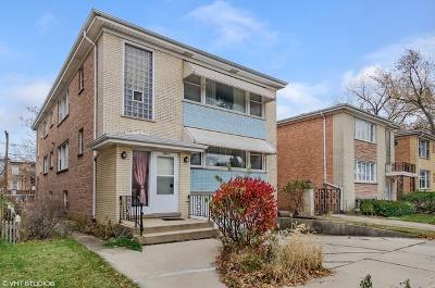 Skokie Multi Family Home For Sale: 7911 Kedvale Avenue