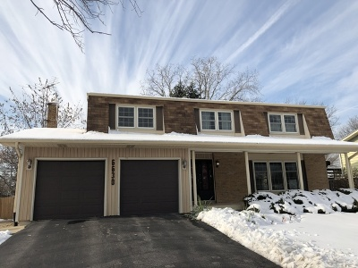 Downers Grove Single Family Home For Sale: 6630 Dunham Road
