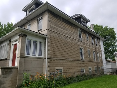 Bellwood Multi Family Home For Sale: 544 22nd Avenue