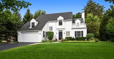 Glencoe Single Family Home For Sale: 962 Oak Drive