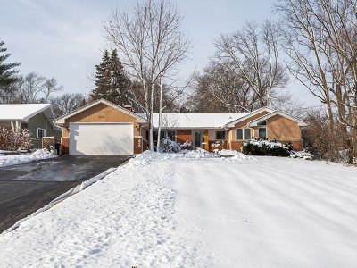 Glen Ellyn Single Family Home For Sale: 1s514 Taylor Road
