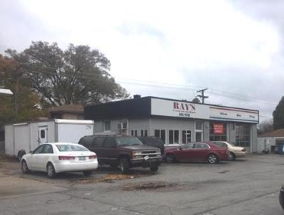 Lansing Commercial For Sale: 17356 Burnham Avenue
