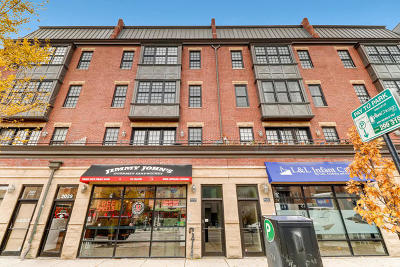 Wicker Park, Bucktown Condo/Townhouse For Sale: 2029 West Division Street #3