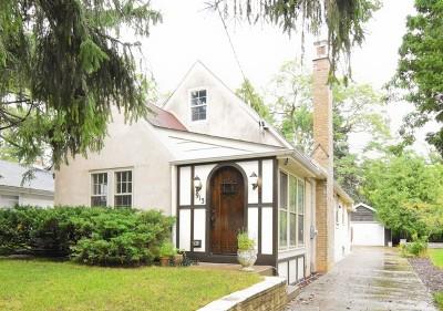 Highland Park Single Family Home For Sale: 913 Burton Avenue