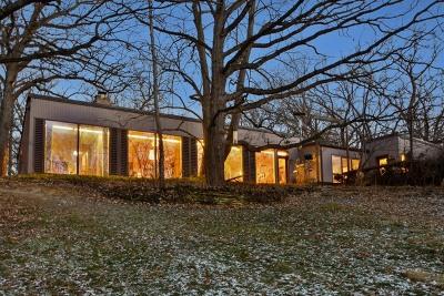 Flossmoor Single Family Home For Sale: 1620 Cambridge Avenue