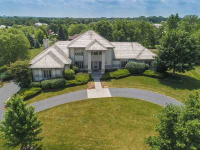 St. Charles Single Family Home For Sale: 36w455 Lancaster Road