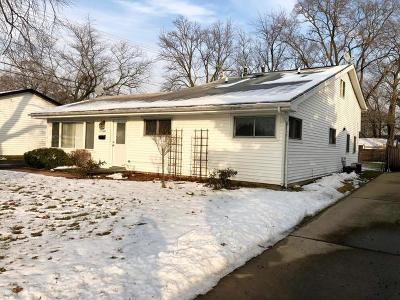 Tinley Park Single Family Home Price Change: 17359 71st Court