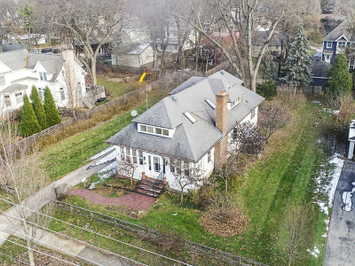 Glen Ellyn Single Family Home For Sale: 681 Pleasant Avenue