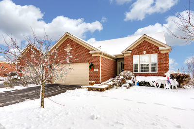 Orland Park Condo/Townhouse For Sale: 13263 Callan Drive