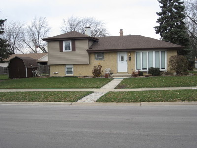 Oak Forest, Orland Hills, Orland Park, Palos Heights, Palos Hills, Palos Park, Tinley Park Rental For Rent: 6600 West 165th Place