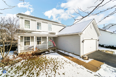 Plainfield Single Family Home For Sale: 14031 South Ardmore Court