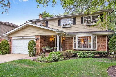 Arlington Heights Single Family Home For Sale: 1431 North Haddow Avenue