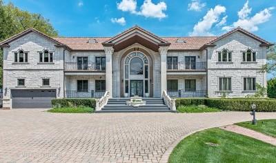 Highland Park Single Family Home For Sale: 67 Laurel Avenue