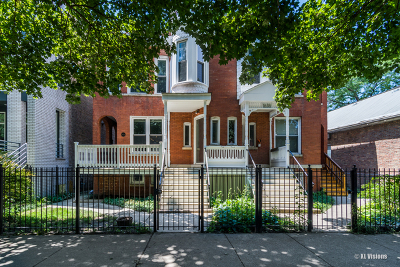 Multi Family Home For Sale: 1632 North Claremont Avenue