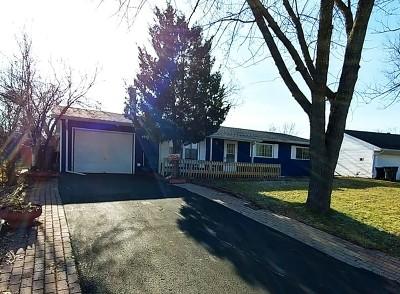 Orland Park Single Family Home For Sale: 15124 Huntington Court